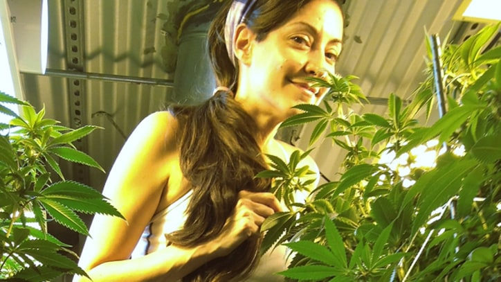 The Hollywood Princess Who Keeps Snoop Blazed