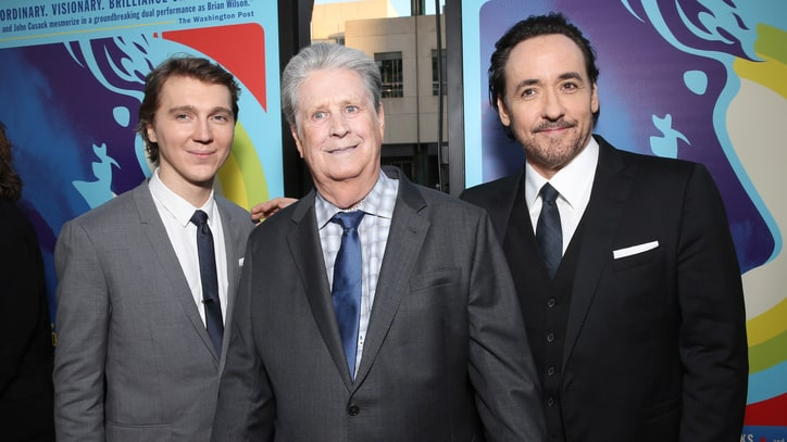Being Brian Wilson: John Cusack, Paul Dano, Wilson on Beach Boy Biopic