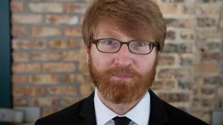 Chuck Klosterman on His New Book, 'I Wear The Black Hat'
