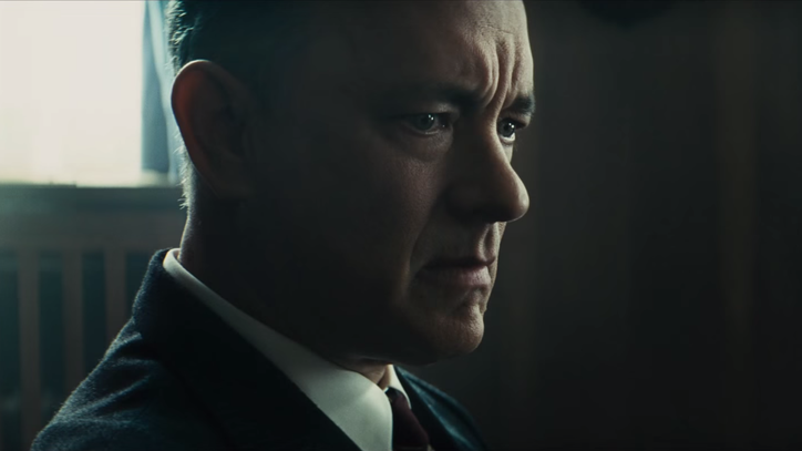 Watch Tom Hanks Heat Up Cold War in 'Bridge of Spies' Trailer
