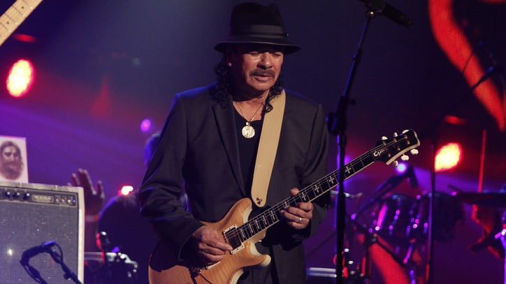 Carlos Santana to Play National Anthem at NBA Finals