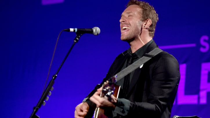 Chris Martin Honors Beau Biden With Poignant ''Til Kingdom Come'