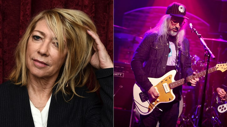 Kim Gordon, J Mascis Reunite for Fuzzed-Out New Song 'Slow Boy'