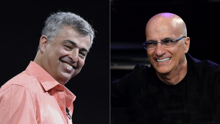 Jimmy Iovine, Eddy Cue Talk Filling the 'Hole' With Apple Music