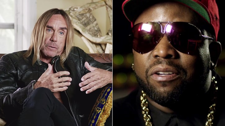 Watch Big Boi, Iggy Pop Discuss Studios That Changed Their Lives