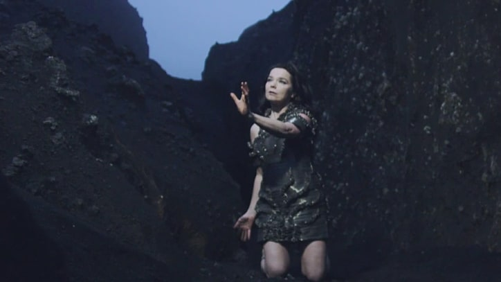Björk Suffers Torment, Finds Renewal in 'Black Lake' Video