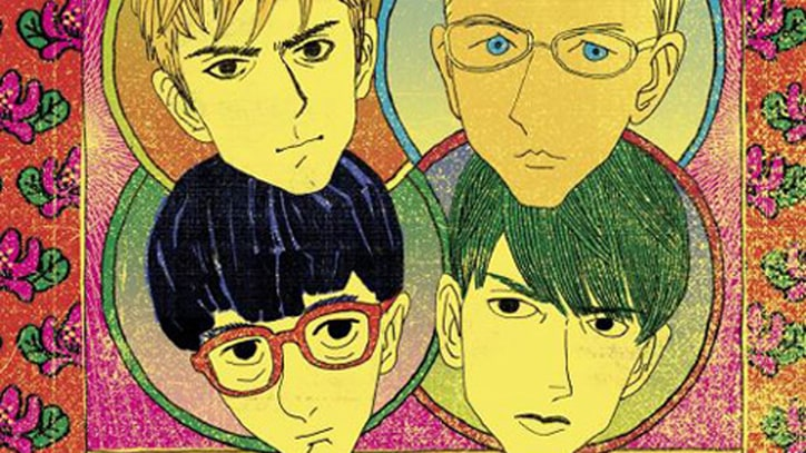 Blur 'Travel to Hong Kong' In Futuristic Comic Book