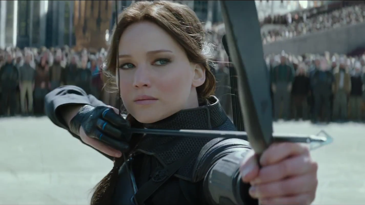 'Hunger Games' Revolution Continues in 'Mockingjay — Part 2' Trailer