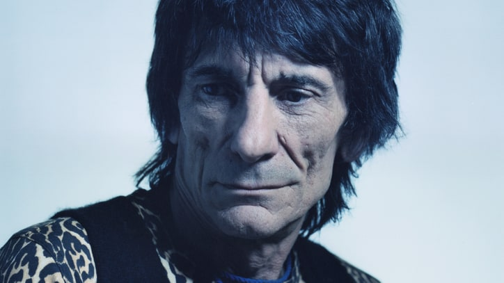 Ronnie Wood Revisits His Lost Sixties Tour Diary