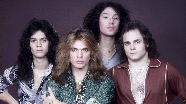 Flashback: Classic Van Halen Lineup Plays 'Jump' for Last Time