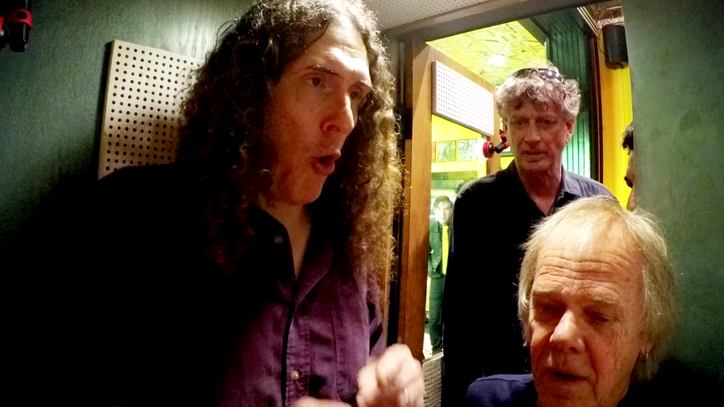 Watch 'Weird Al' Record Surreal 'Yoda' Chant in Third Man Booth