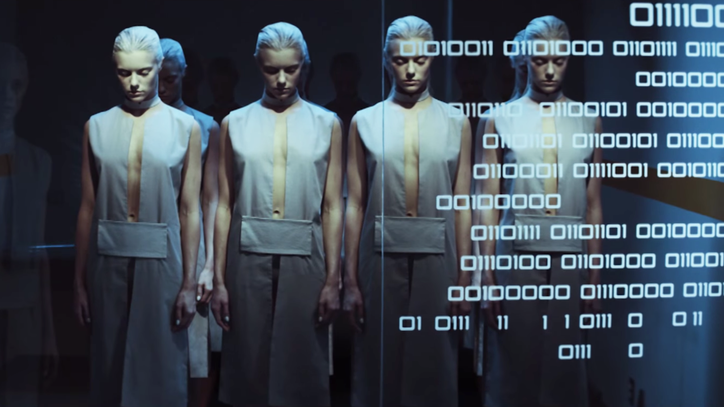 Female Android Makes Own 'Mercy' in New Muse Video