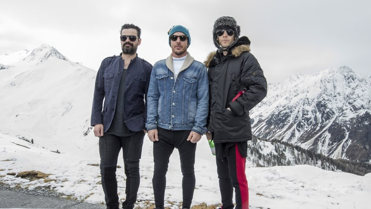 Thirty Seconds to Mars Plot 'Camp Mars' Weekend This Summer