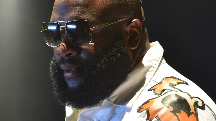 Rick Ross Arrested in Georgia on Marijuana Charges