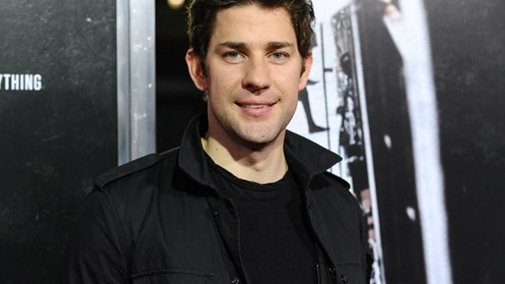 Q&A: John Krasinski on Closing Down 'The Office'