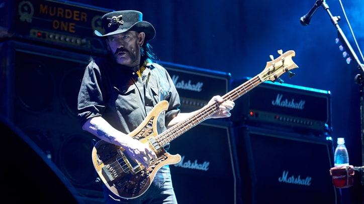 Motorhead Create 'Thunder & Lightning' on New Song