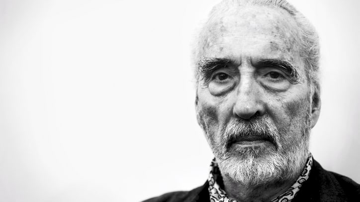 Christopher Lee: The Actor's Secret Life in Heavy Metal