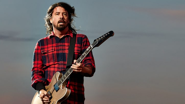 Stream Spacey Soundtrack to Foo Fighters' 'Sonic Highways'
