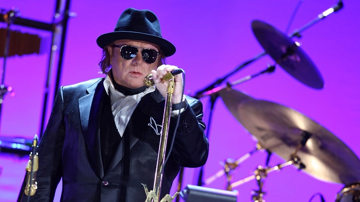 Van Morrison Receives Honorary Knighthood