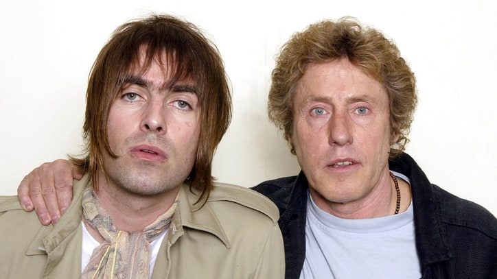 Liam Gallagher and Roger Daltrey Join Forces on 'My Generation'