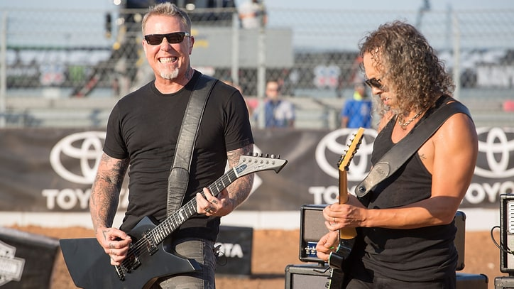 Metallica to Play National Anthem at NBA Finals
