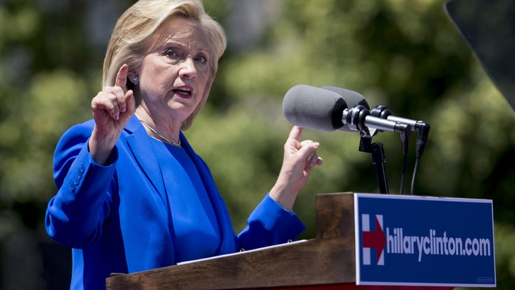 Hillary Clinton Launches Campaign With Help From Spotify, Echosmith