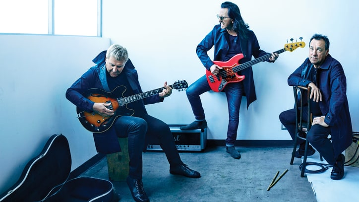 Rush Finally Make Rolling Stone's Cover