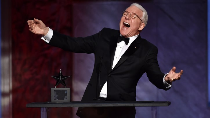 10 Funniest Lines From Steve Martin's AFI Tribute