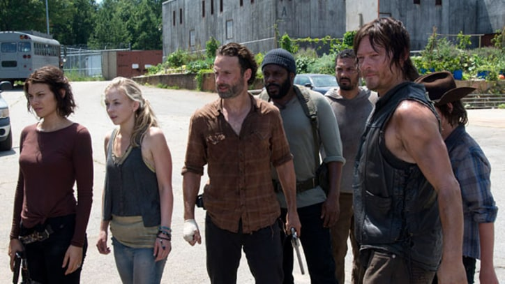 'Walking Dead' Recap: The Destruction of the Prison