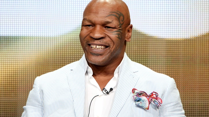 Mike Tyson on Ditching Club Life and Getting Sober
