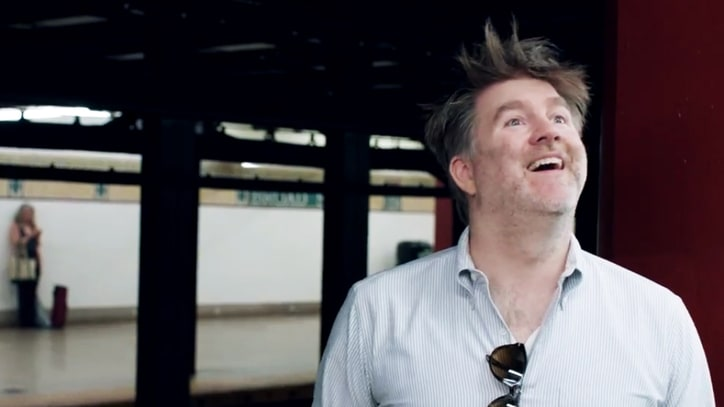 James Murphy Begins New 'Subway Symphony' Campaign