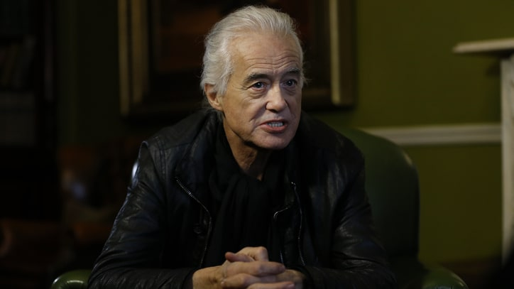 Jimmy Page Previews Final Zeppelin Reissues, Closes Band Vault