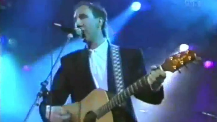 Flashback: Pete Townshend and David Gilmour Form Short-Lived Supergroup