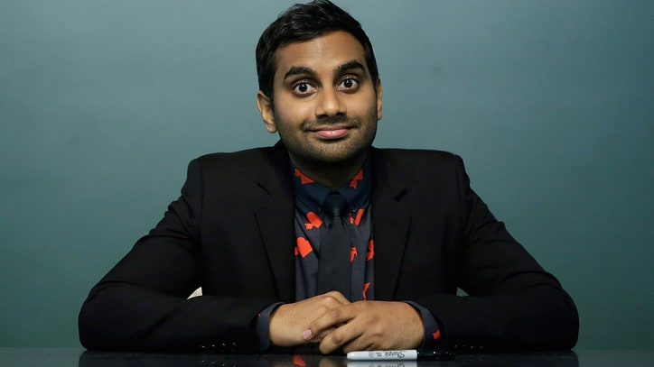 Aziz Ansari's Serious Take on Modern Love