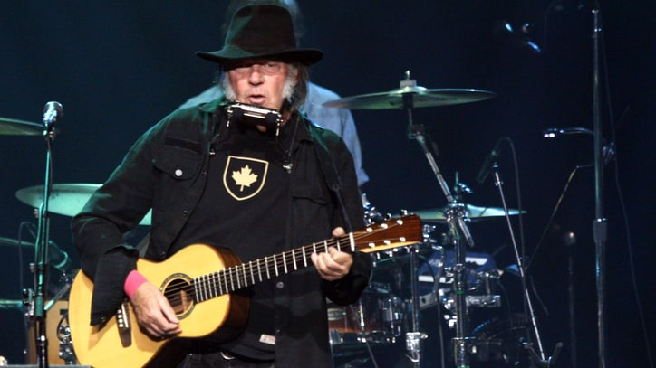 Neil Young, Donald Trump Spar Over 'Rockin' in the Free World' Use