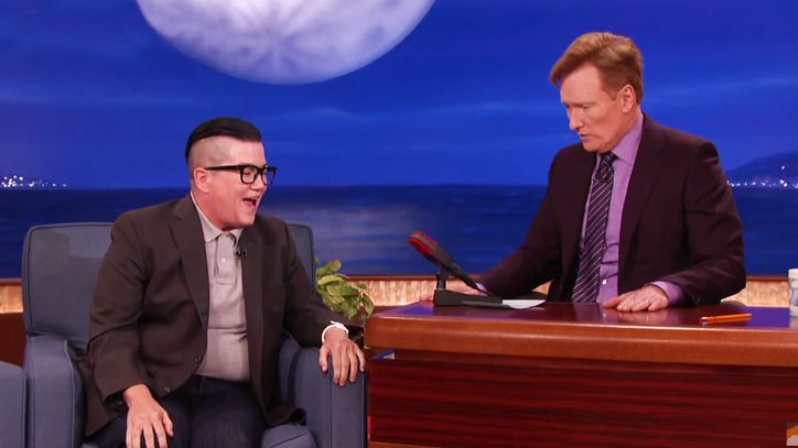 See 'OITNB's Big Boo Sing David Bowie With Conan