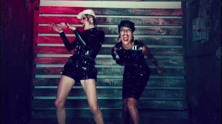 Watch Icona Pop Rise From Dead in 'Emergency' Video