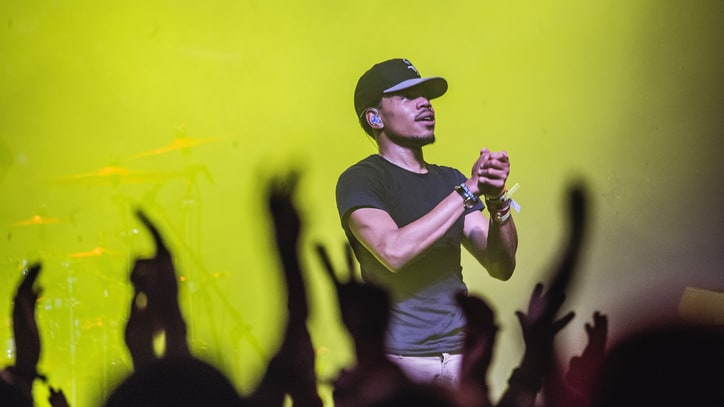 Chance the Rapper Is Doing Exactly What He Wants