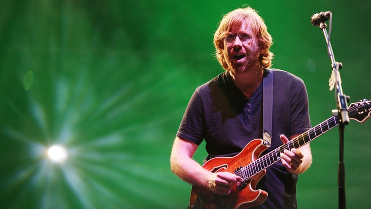 Trey Anastasio on Phish's Bond, His Man Cave and the Dead's Big Gigs