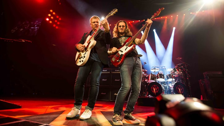 Enter for a Chance to Win a Trip to See Rush Live in Las Vegas