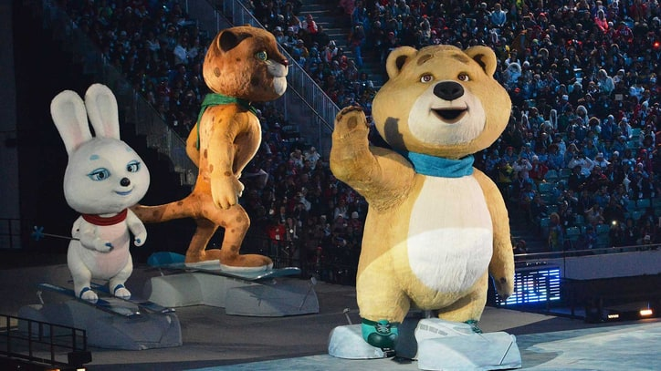 Eight Standout Moments From the Olympics Opening Ceremony