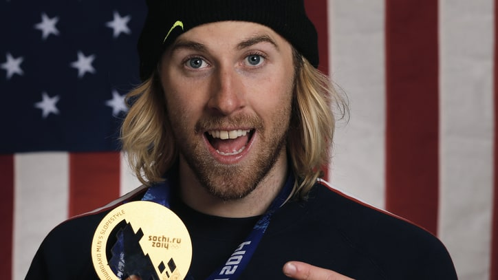 Dear Russia: Snowboard God Sage Kotsenburg Wasn't Drunk on the Slopes
