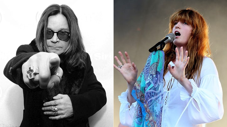 Ozzy Osbourne, Florence and the Machine to Headline Voodoo Fest 2015