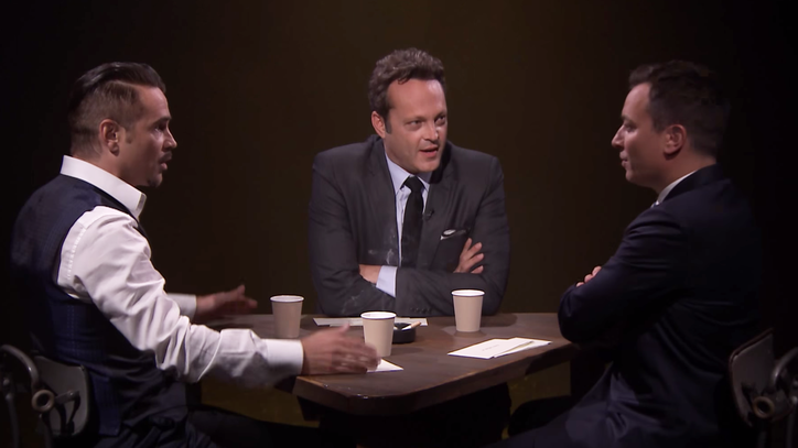 Watch 'True Detective' Stars Join Fallon For Tense 'True Confessions'