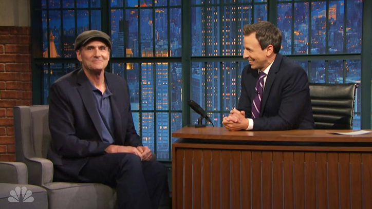 Watch James Taylor Recall 'Nervous' Beatles Audition for Apple Records