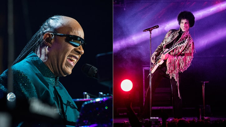 Inside Prince and Stevie Wonder's Top-Secret White House Show