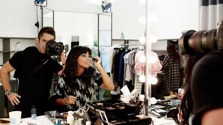 Makeup Artistes: Santigold on Her Apocalypse-Inspired Cosmetics Line