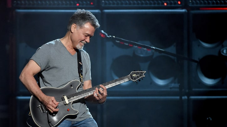 Eddie Van Halen on David Lee Roth: 'He Does Not Want to Be My Friend'
