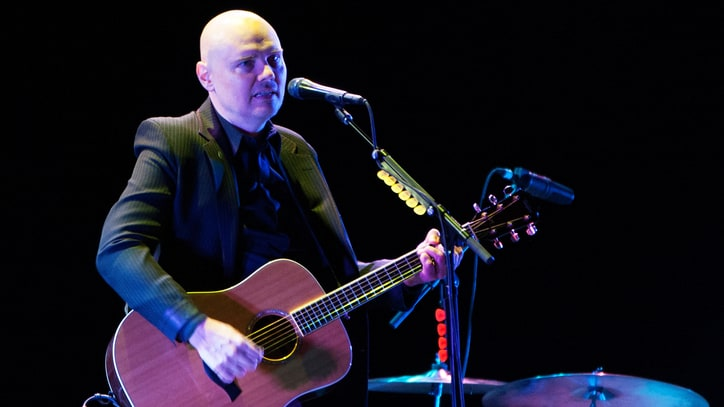 Watch Smashing Pumpkins Perform Acoustic 'Gish' Medley