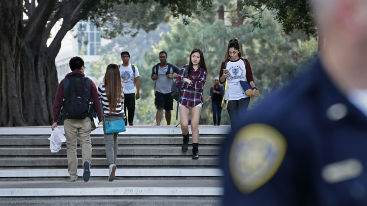 6 Ways Campus Cops Are Becoming More Like Regular Police